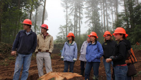 Oregon State University (OSU) Forestry and Natural Resources Extension, Women Owning Woodlands Network (WOWnet)