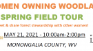 WV WOW Spring Field Tour