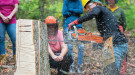 Women's basic chainsaw course