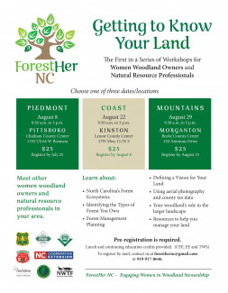 ForestHer Workshops 2019