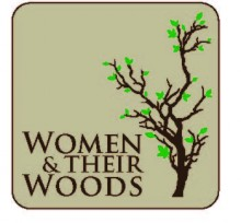 Women and Their Woods' logo