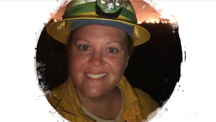 Laura Hendrick, Forestry and Fire Boss in North Carolina